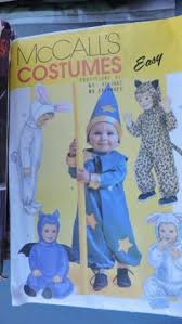 Rat Halloween Costume Simplicity 7648 Animal Costumes Sewing Pattern Bear Bunny Cat