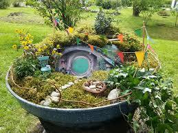 hobbit hole i made a miniature hobbit hole album on imgur