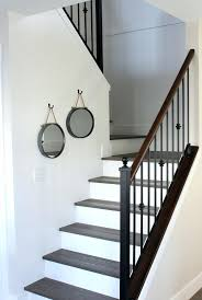 Staircase Makeover Ideas 60 Carpet To Hardwood Stair Remodel The Serene Swede On