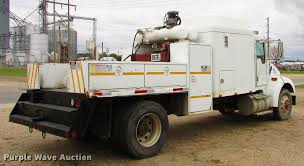 kenworth service truck 1998 kenworth t300 service truck item j1629 sold novemb