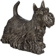 scottish terrier ornament from hill interiors