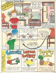 circuits lesson plan cool rap comic