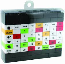 Diy Desk Calendar by Amazon Com Made By Humans Perpetual Puzzle Calendar Desk