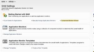 applications template sam assigning application templates in sam pt 5