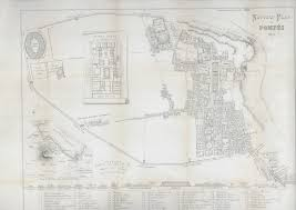 Map Of Pompeii Italy by Pompeii Found Again Bodleian Map Room Blog