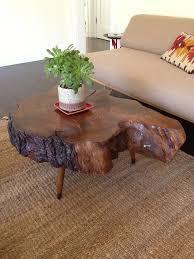 Slab Wood Table by 52 Best Slab Wood Coffee Tables Images On Pinterest Wood Coffee