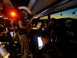 Wildfire De Cali Roscoe by Building Movingexperiences With Startupbus Uber Blog