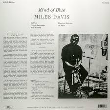 emotion miles davis kind of blue blue vinyl