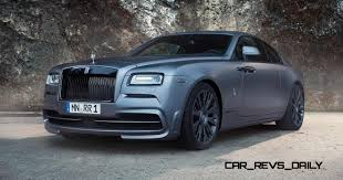customized rolls royce spofec rolls royce wraith