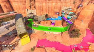 Map Of Route 66 by Sp0h U0027s Map Callouts Route 66 Overbuff Overwatch Statistics