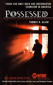 possessed the true story of an exorcism by b allen