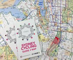 Sydney Map Sydneyrides On Instagram Sydney Cycleways