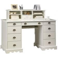grand bureau blanc grand bureau blanc de style anglais bureau du notaire beaux