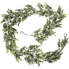 Hobby Lobby New Years Eve Decorations by 6 U0027 Frosted Eucalyptus Garland Hobby Lobby Apartment