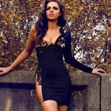 dress brands dress brands bodycon bandage lace black and gold wow