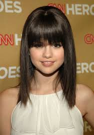 long inverted bob hairstyle with bangs photos long inverted bob hairstyles with bangs fashion trends styles