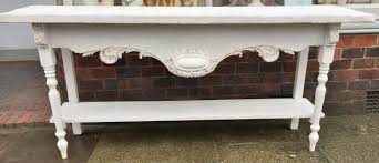 French Style Console Table In Vintage Vintage Style