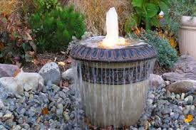 Waterfall Fountains For Backyard by 3 Ideas For Small Backyard Water Features Premier Ponds Dc Md