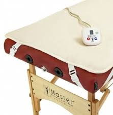 master massage equipment table master massage fleece massage table warming therapy pad home pro