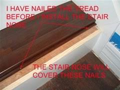 how to install laminate flooring on stairs construction repair