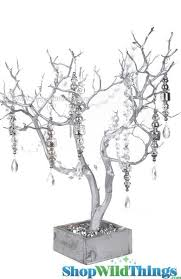 manzanita tree branches manzanita centerpiece tree silver wedding wishing tree