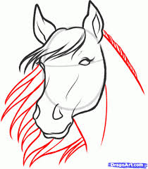 beautiful and easy drawings to draw of horses cool easy
