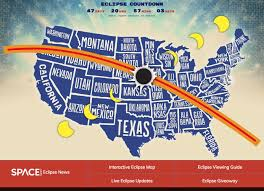 Eclipse Maps Enjoy An Eclipse Safari Total Solar Eclipse App Features