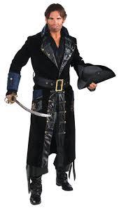 turbo man halloween costume blackbeard pirate mens costume black medieval theme party