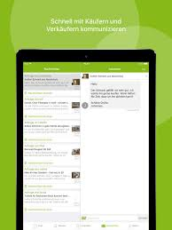 site du si e ebay kleinanzeigen dans l app store