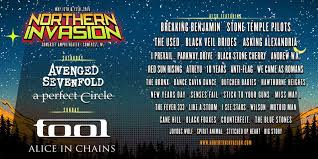 Avenged Sevenfold Flag Northern Invasion