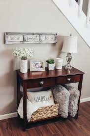 Entry Table Decor $20 and Under from Gordmans