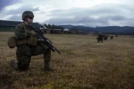 marine unit in norway first to deploy with rifle suppressors