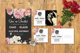 wedding invitations psd diy peonies wedding invitation psd template by squirrel92 on