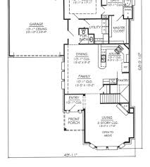 large luxury home plans preferential 79 1 story house plans also home single 1 story house