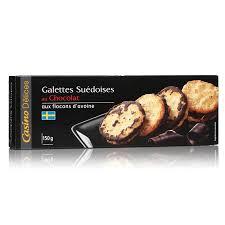 magasin cuisine etienne galettes suédoises au chocolat 150g magasin vival 14 esplanade de