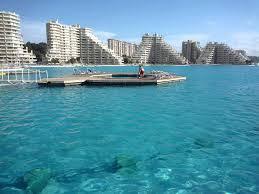 Biggest Backyard Pool biggest pool in the world chile youtube