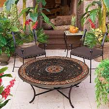 Mosaic Patio Furniture by 42 Best Neille Olson Mosaic Lifestyle Images On Pinterest Mosaic