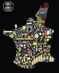 Tour De France Map by Mapcarte 170 365 Tour De France 2010 By I Love Dust 2010