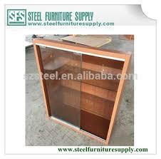 Marine Storage Cabinets Offshore Aluminum Honeycomb Marine Liquid Cabinet With Sliding