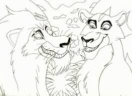 lion king coloring pictures u2014 fitfru style online lion king