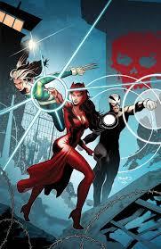 Uncanny Mind Capsules U2013 Uncanny Avengers 24 And Elektra 6 U2013 The Telltale
