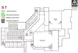 jccc map carlsen center building map cc