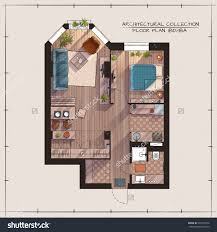 Studio Plans by 650 Square Feet Apartment Design Indian House Plan For Sqft Simple