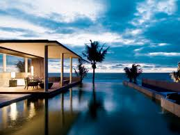 top luxury high end villa in pattaya right on the beach