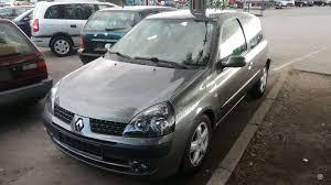 clio renault 2003 renault clio 1 5 l hatchback 2003 12 m a5988621 autoplius lt