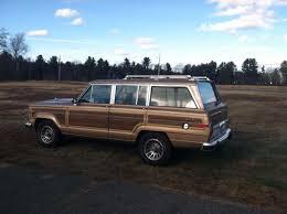 1987 jeep wagoneer dallas sullivan u0027s 1987 jeep grand wagoneer