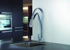 the grohe joliette dual spray pull down kitchen faucet has a two
