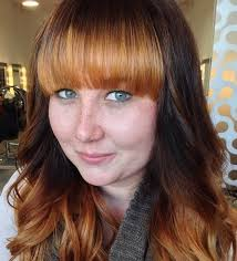 hairstyles for straight across bangs 40 refreshing variations of bangs for round faces
