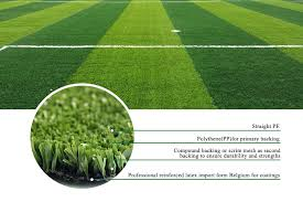 Fake Grass Outdoor Rug Artificial Synthetic Standard Outdoor Tennis Sport Court Flooring