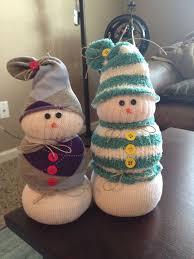 Diy Sock Snowman 118 Best Sock Babies Images On Pinterest Sock Bunny Sock